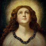 El alma bienaventurada; óleo de Francisco Ribalta, Museo del Prado.