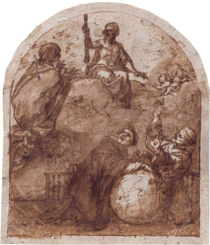 La Virgen intercediendo por la Humanidad. Alonso Cano, 1665 ©Museo Nacional del Prado